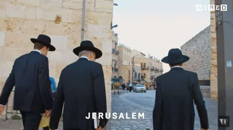 HOLY LAND | STARTUP NATIONS FILM